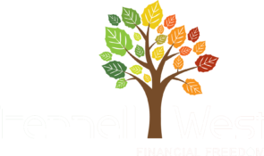 fennellwestlogo white wording